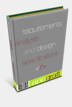 appgraft requirements analysis and design specifications